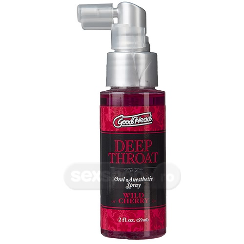Doc Johnson Oral Delicios Gat Adanc Spray cu Cirese Salbatice thumbnail